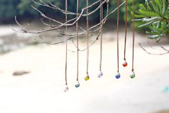 アロマペンダント しずく カラー イメージ